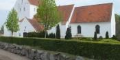 Find Øksendrup kirke
